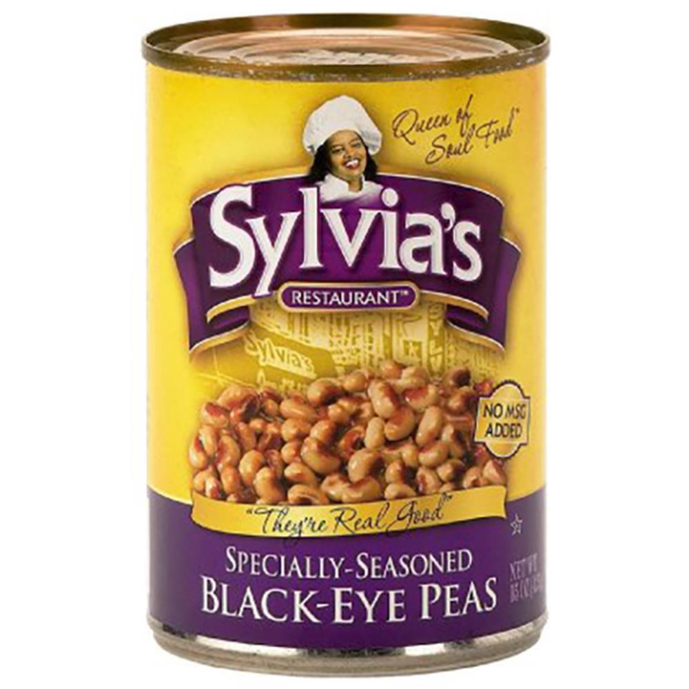 Sylvia's Soul Food - Black Eyed Peas ( 3 - 15 OZ) %count(alt)