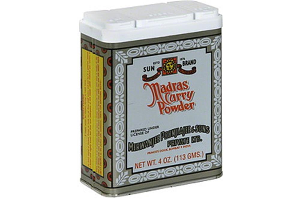 Sun Brand - Curry Powder ( 12 - 4 oz bottles) %count(alt)