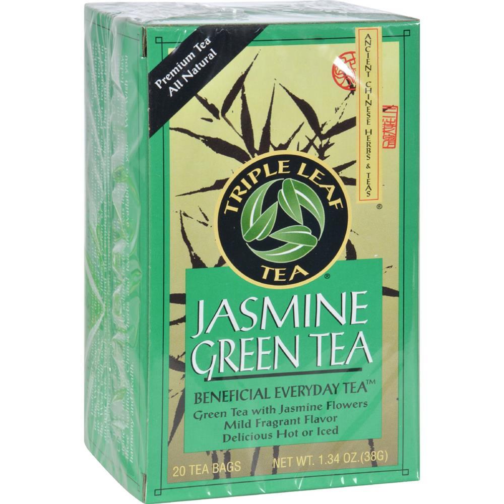 Triple Leaf Tea - Jasmine Green Tea ( 6 - 20 BAG) %count(alt)
