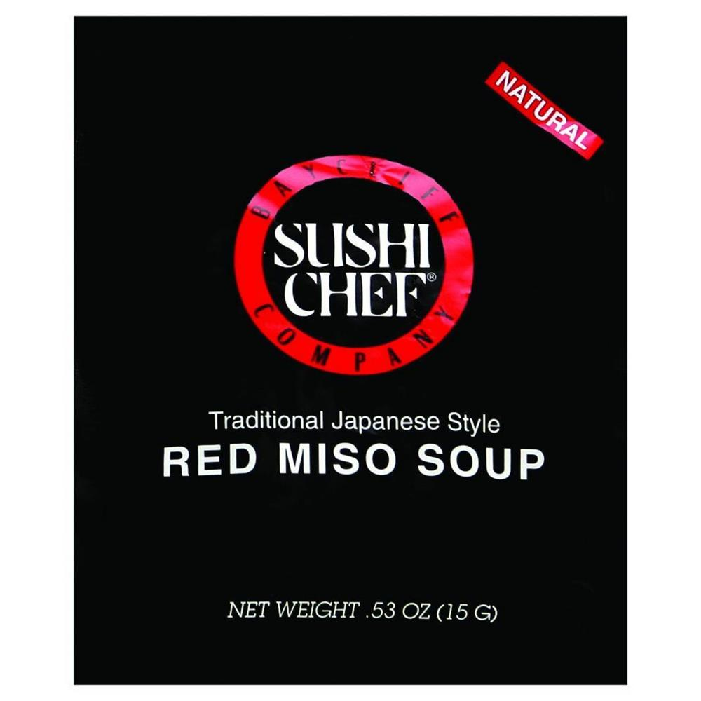 Sushi Chef - Red Miso Soup ( 12 - .53 OZ) %count(alt)