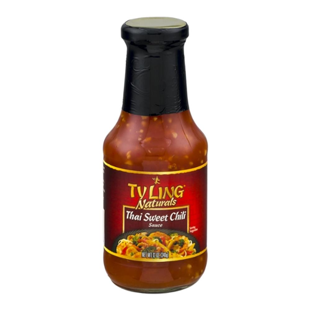 Ty Ling - Sweet Chili Thai Sauce ( 6 - 12 oz bottles) %count(alt)