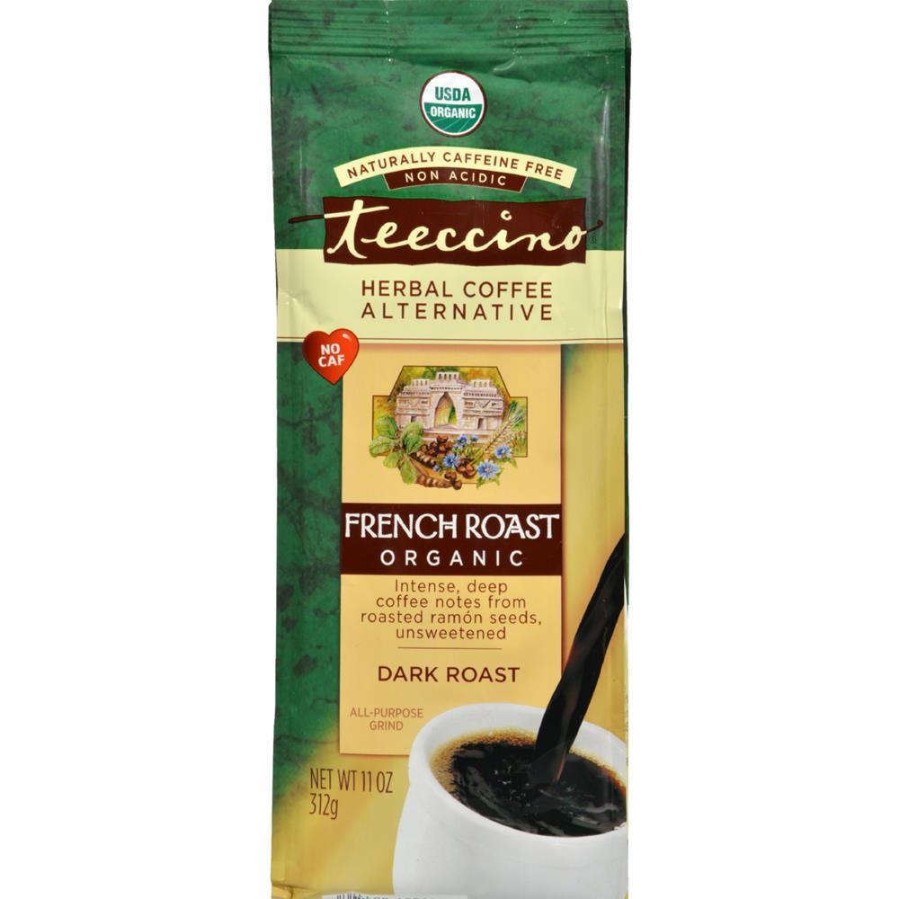 Teeccino - Teeccino Organic Herbal Coffee - French Roast ( 2 - 11 OZ) %count(alt)